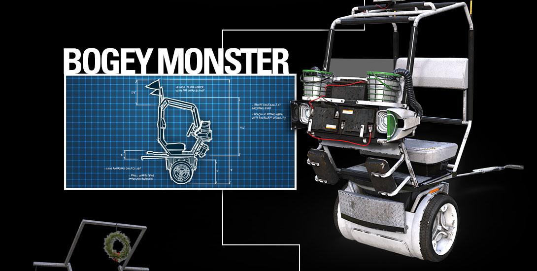 Bogey Monster