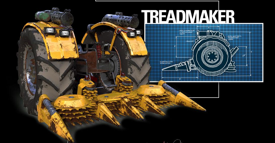 Treadmaker