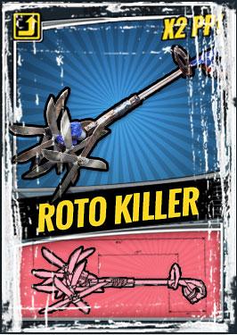 Roto Killer Back