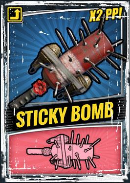 Sticky Bomb Back