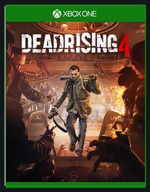 Dead Rising 4 Box Art