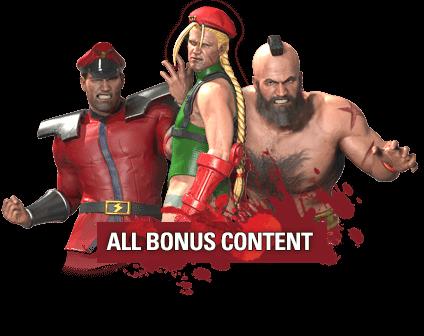 All Bonus Content